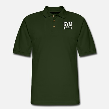 Strength Training Strength Training - Men's Pique Polo Shirt