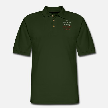 Paintball Paintball Paintball - Men's Pique Polo Shirt