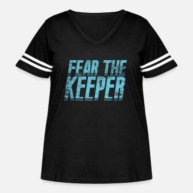 Goalkeeper Goalkeeper - Women's Curvy Vintage Sport T-Shirt