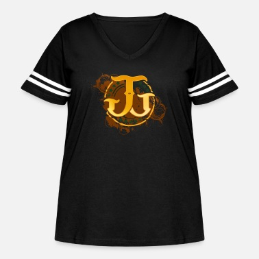 Heavyweight Jason Wyatt Logo Heavyweight T-Shirt - Men's - Women's Curvy Vintage Sport T-Shirt