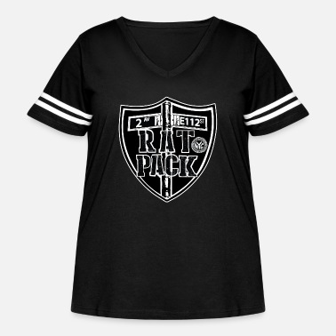 Patches patch - Women's Curvy Vintage Sport T-Shirt