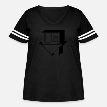 Neighborhood NBHD - Women's Curvy Vintage Sport T-Shirt