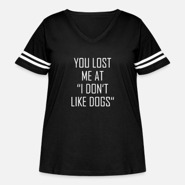 Rescue Dogs dog owner lover animal rescue shelter - Women's Curvy Vintage Sport T-Shirt