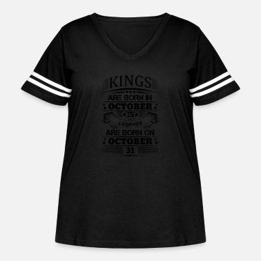 Legends Are Born In October T-SHIRT Legendary Month Tee Top Gift birthday funny