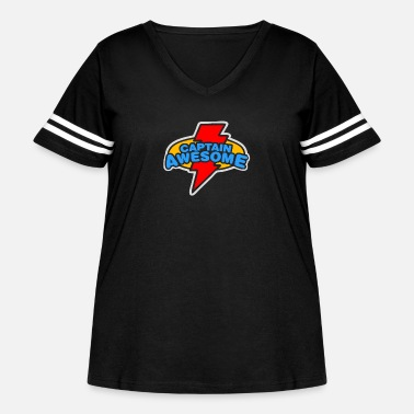 Search Search - Women's Curvy Vintage Sport T-Shirt