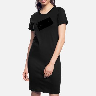 Tape tape - Women's T-Shirt Dress