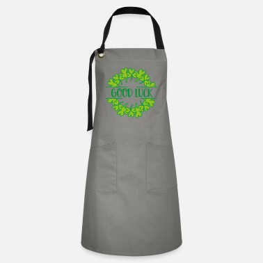 Good Luck Good Luck - Artisan Apron