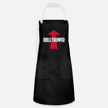 Thumper Bible Thumper - This Guy Or Girl - Artisan Apron