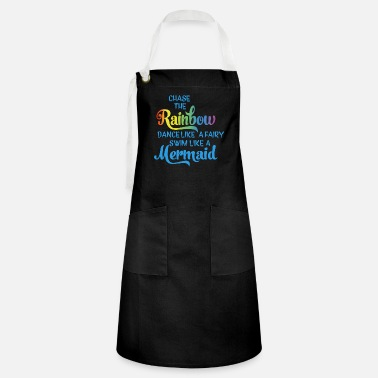 Chasing Rainbows Chase the Rainbow - Artisan Apron