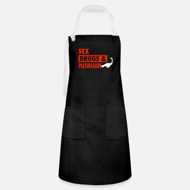 Reptile Sex Drugs And Trexs - Artisan Apron