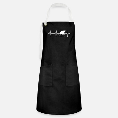 Animal Welfare Rodent Heartbeat T Shirt - Artisan Apron