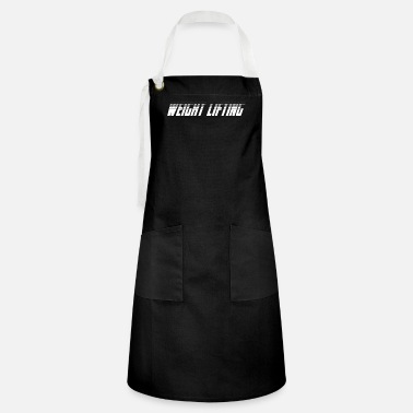 Cook Weight Lifting Team Fan Coach T Shirt - Artisan Apron
