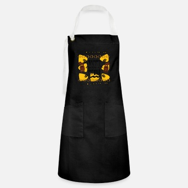 Nappy nappy and proud - Artisan Apron