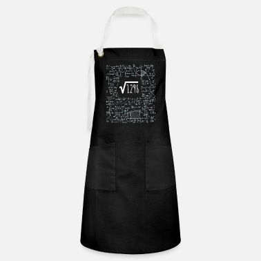 Square 36th Birthday Square Root of 1296: 36 Years Old - Artisan Apron