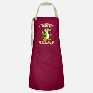 Cheetah Always Bee Yourself Unless You Can Bee An - Artisan Apron