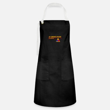 1st Armored Division 1St Armored Division - Artisan Apron