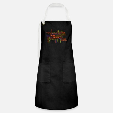 Word words - Artisan Apron