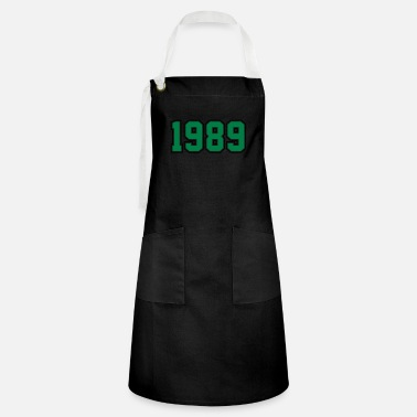 Year Of Birth 1989 | Year of Birth | Birth Year | Birthday - Artisan Apron