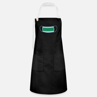 Face Mask Graphic - Artisan Apron