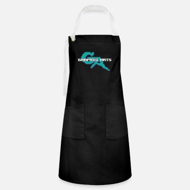 Graphic Art Graphic Arts - Artisan Apron