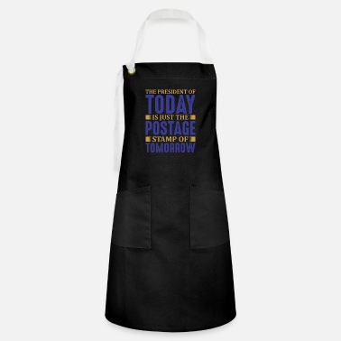 Stamp Stamp collecting - The - Artisan Apron