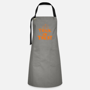 Trick Or Treat Trick or Treat - Artisan Apron