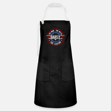 Amusing The Man The Myth The Legend Dadsy - Artisan Apron