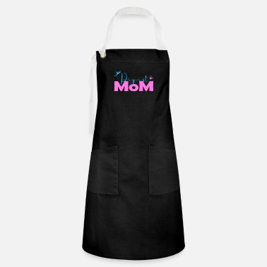 Name Day Pageant Mom T-Shirt Beauty Queen Mom Pageant Mom - Artisan Apron