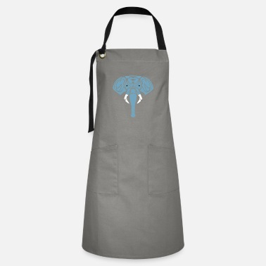 Tusk Elephant With The Multi-tool Tusk - Artisan Apron