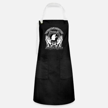Prayer Prayer - The prayer of a righteous person is power - Artisan Apron
