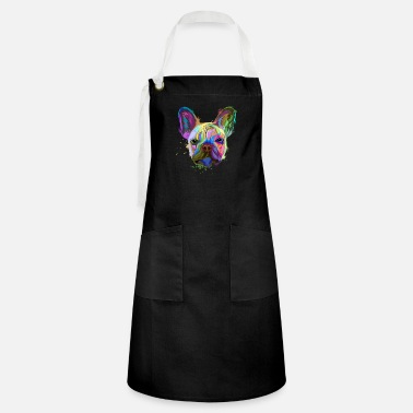 Bulldog French Bulldog - Artisan Apron