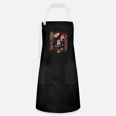 Clear In the Clearing - Artisan Apron