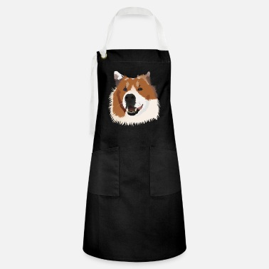Happy Dog - Artisan Apron