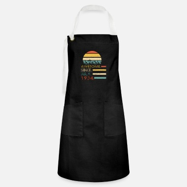1934 Awesome Since JULY 1934 - Artisan Apron