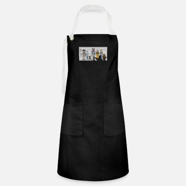 Unusual The Unusual Suspects - Artisan Apron