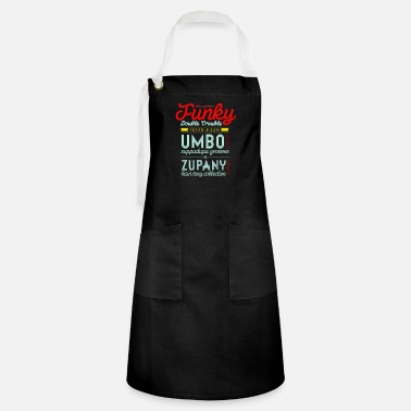 Open Air Open air party funky double trouble - Artisan Apron