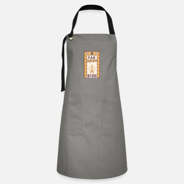 Transport Transportation - Artisan Apron