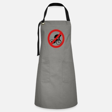 Prohibited Prohibit Bikes - Artisan Apron