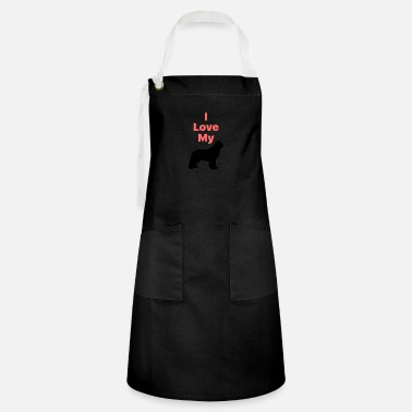 I Love My Newfie_Phone Case - Artisan Apron