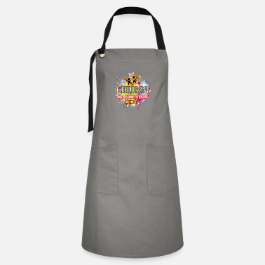 Wit Ephesians 6:1 Children obey your parents - Artisan Apron