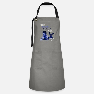 Date Why They Dont Date Us - Artisan Apron