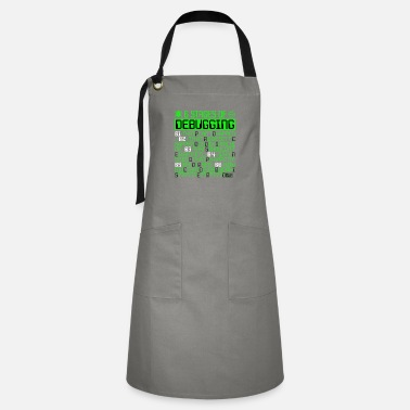 6 Stages of Debugging IT Coding Debugger Programme - Artisan Apron