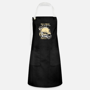 Your Opinion Was Not In My Working Process T Shirt - Artisan Apron
