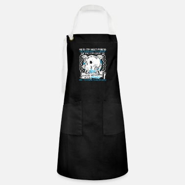 He Is A Plumber & I'm Proud To Be His Wife T Shirt - Artisan Apron