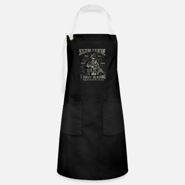Soldier Of Fortune Soldiers Of Fortune 2 - Artisan Apron