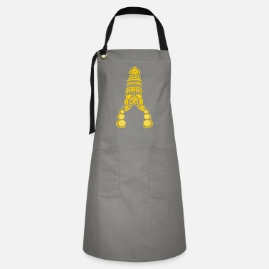 Vertex Vishnu Crown - Artisan Apron