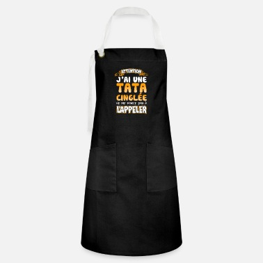 Tata TATA CINGLE E - Artisan Apron