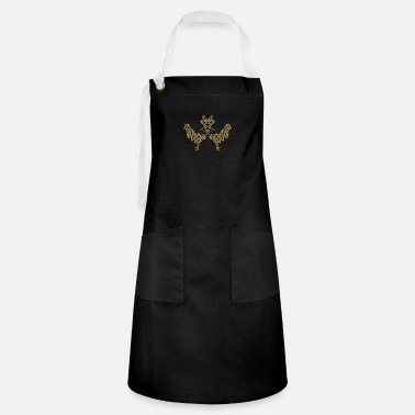 Mythology Celtic Symbols Pheasant Celtic Knot Gift Idea - Artisan Apron