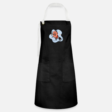 Match matches - Artisan Apron