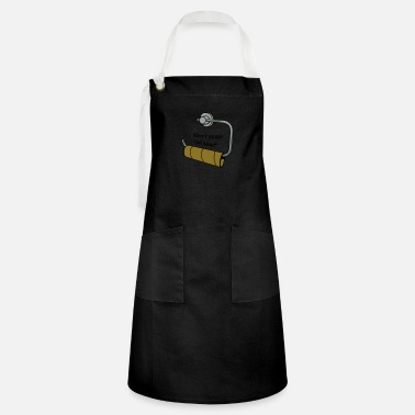 Heide Where's your God now? - Artisan Apron